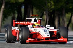 Adrian Valles prueba en Paul Ricard paraFMS