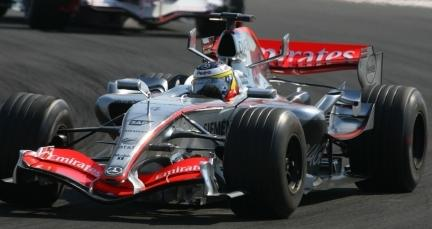 De la Rosa ya tuvo que sustituir a Montoya en Estambul en 2006